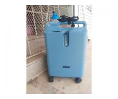 Phillips Oxygen Concentrator Machine on Rent