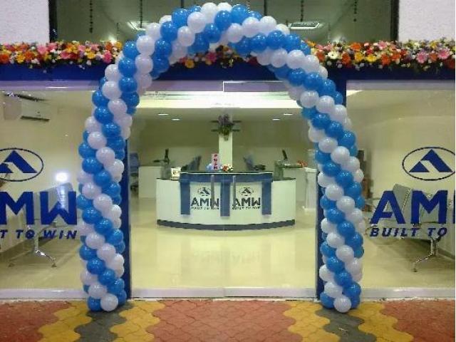 Balloon Arch and Balloon decoration