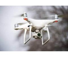 Drone available on rent