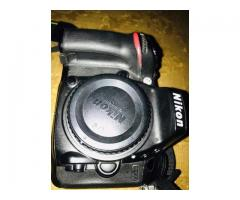 DSLR Nikon Professional Camera D7100 with 18-55mm lens Available for rent