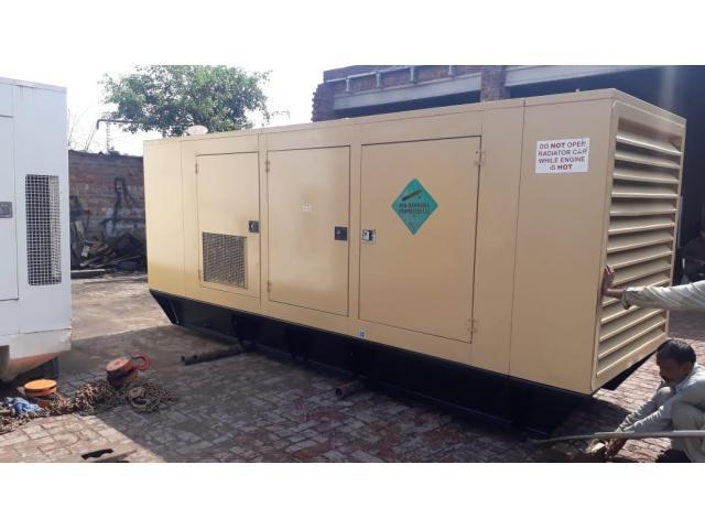 Generator on Rent (20 KVA - 1250 KVA)