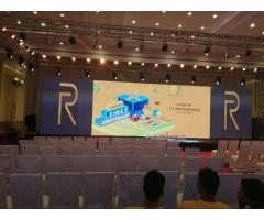 SMD Screen, LED tv, Multimedia Projector