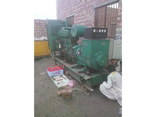 Rent a generator