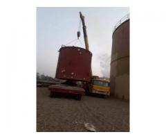 Fork Lifters,Loaders, Cranes & Prime Movers Available on Rent