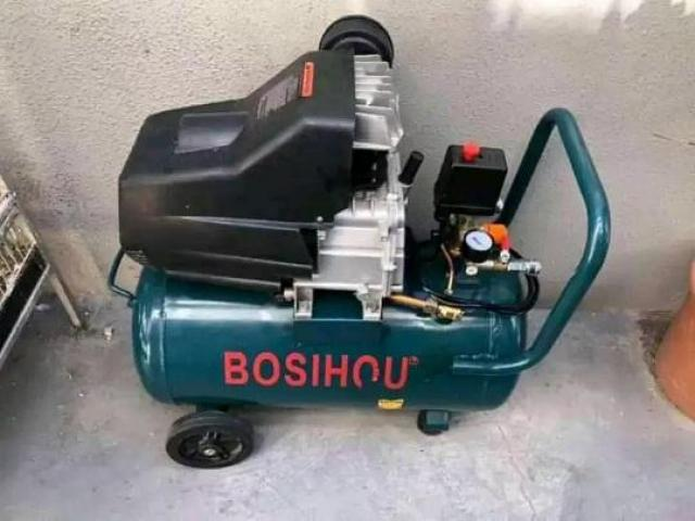 Compressor Available for paint on rent