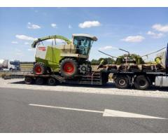 CLAAS Maize Silage Harvester Jaguar 860