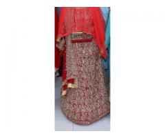 Designer lehenga for rent