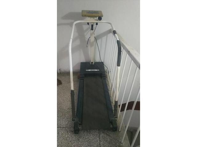 Treadmill Motorized