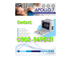 Apolo7 ultrasound Machine